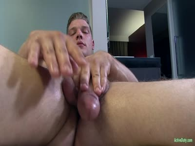Bridger - Gay Military Sex
