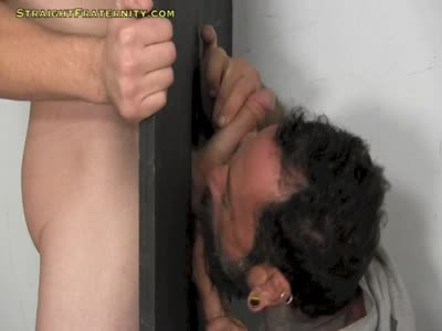 G155: Straight Stu - GloryHole