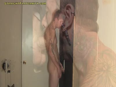 G157: Hung Straigh - GloryHole