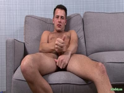 Logan James - Gay Military Sex