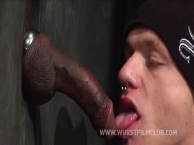 Double Gloryhole Oral - GloryHole