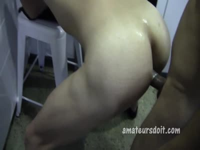 Amateur Anal In The Ki