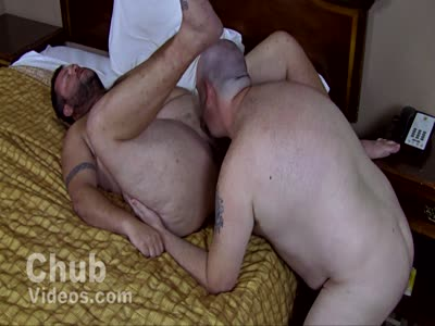 Work That Hole Dad - Gay Bear Sex