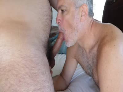 Latin Muscle Butt  - Older Gay Men