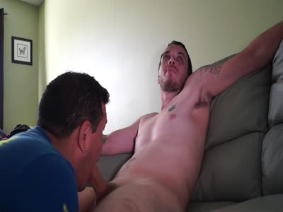 No Complains Blowjob - Gay For Pay Straight Males