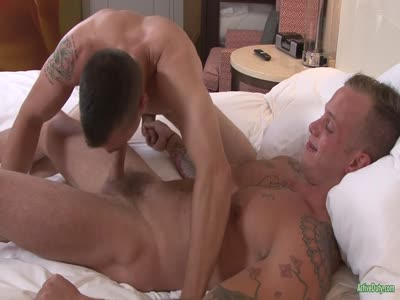 Zack Matthews And  - Gay Military Sex