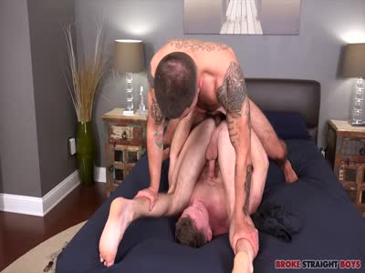 Vadim Black And Brando - Gay For Pay Straight Males