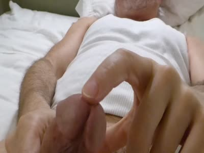 Little Muscle Pup Fuck - Older Gay Men