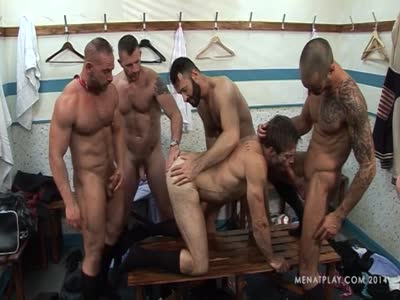 The Game - Gay Orgy