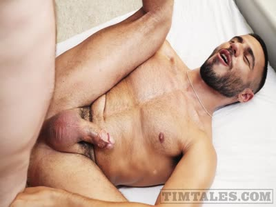 Tim Fucks Chucho Marti - Interracial Gay Sex