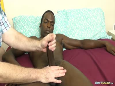 Leon Cutler Part 1 - Interracial Gay Sex