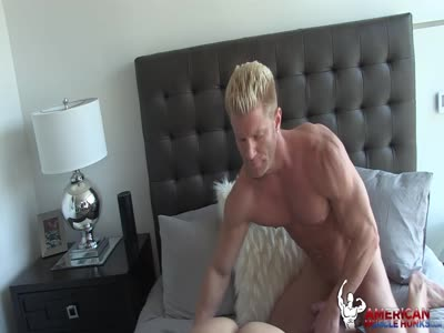 Muscle Flip-fuck - Gay BodyBuilder