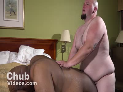 A Chubby Couple - Gay Bear Sex