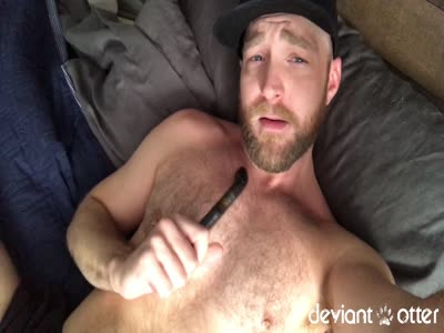 Retraining My Hole - Gay Bear Sex