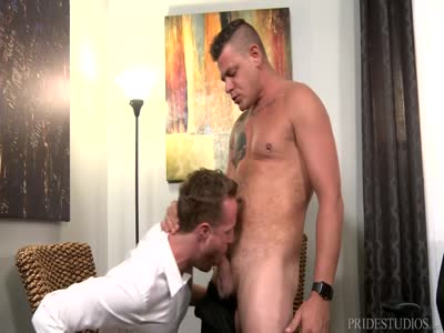 My Boss Has A Huge Coc - Hardcore Gay Sex