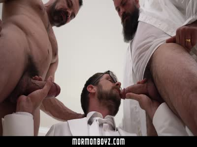 Brother Eyring Chapter - Hardcore Gay Sex
