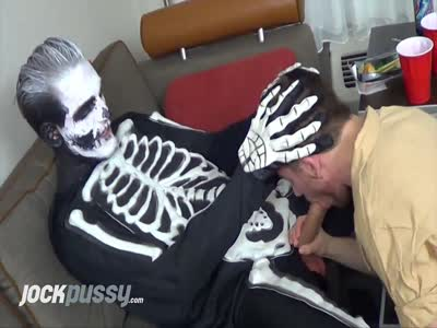 Zack Halloween - Gay Uniform Fetish