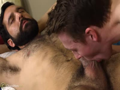 Boyd And Roman Service - Gay Bear Sex