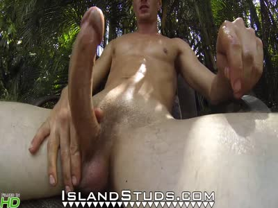 Blond Surfer Tracey Is - Gay Porn