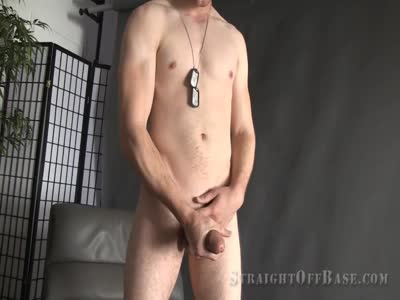 Sgt Hart Solo - Gay Military Sex