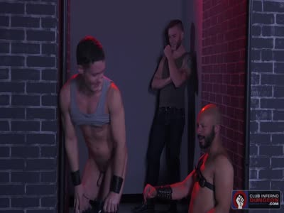 Fistin Alley Part 3 - Gay Porn