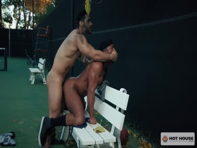Spot Me 2 - Interracial Gay Sex