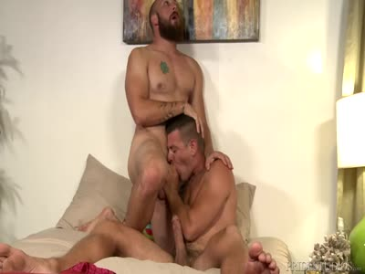 Trim You Beard - Gay Porn