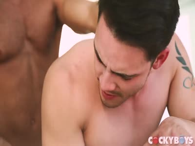 Introducing Ellis Fish - Gay Porn