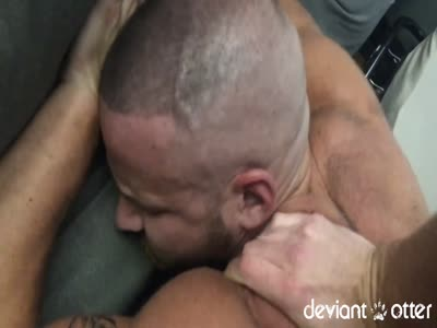 Owning His Hole - Gay Porn