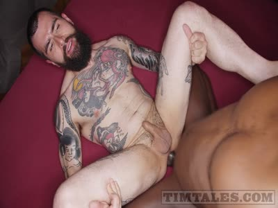 Devon Fucks Osc - Interracial Gay Sex