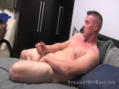Weston Solo - Gay Jerkoff