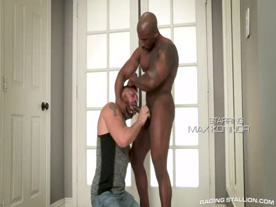 Rideshare 4 - Interracial Gay Sex