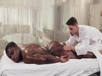 Bbc Massage - Interracial Gay Sex