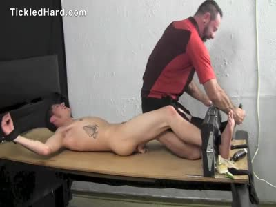 Kae In Stocks - Gay Fetish