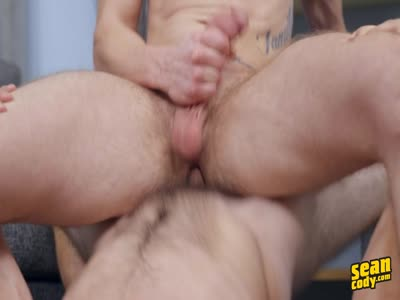 Archie And Sean Ba - Bareback Gay Sex