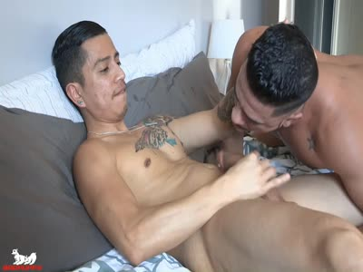 Cesar Xes And Aaro - Hardcore Gay Sex