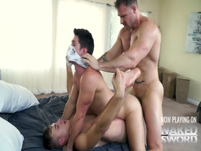 Buddy System - Bareback Gay Sex