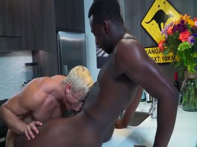 Rags To Riches  - Interracial Gay Sex