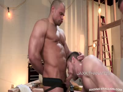 Raw Construction - Gay Porn