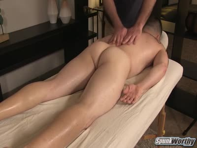 Martys Massage - Gay Hunk
