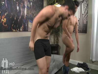 Straight Angel Ven - Gay Hunk