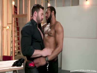 Raw Construction 5 - Bareback Gay Sex