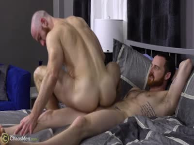 Aidan Anthony And  - Bareback Gay Sex
