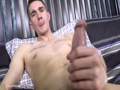 Colton Andrews Solo - Gay Jerkoff
