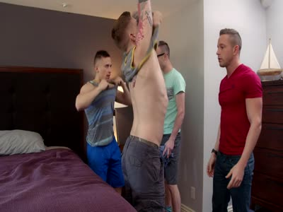 Brotherly Order - Bareback Gay Sex