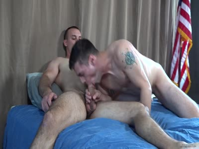Marc Montana And P - Gay Military Sex
