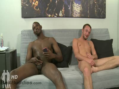 Straight Corey Bait Ze - Interracial Gay Sex
