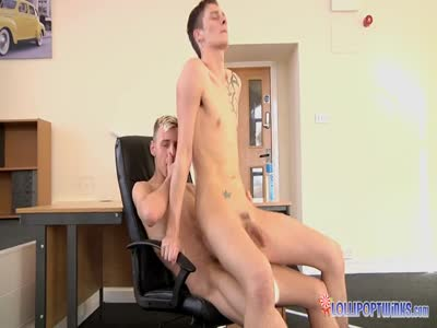 Riding Cock In The - Gay Teen