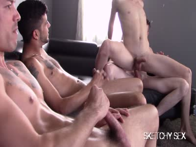 All Day All Night - Gay Orgy