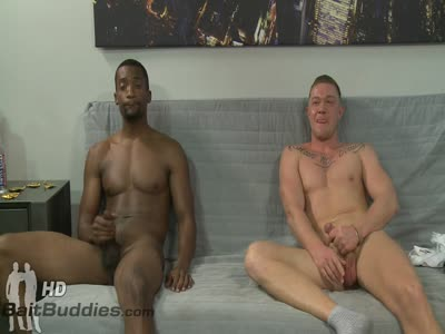 Straight Derek Bait Er - Interracial Gay Sex